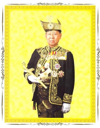 New Sultan   Sultan Kedah Sultan Abdul Halim Muadzam Shah